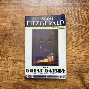 Book: The Great Gatsby